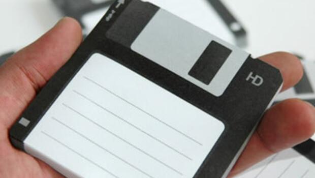118 GB'lık disket nasıl yapılır