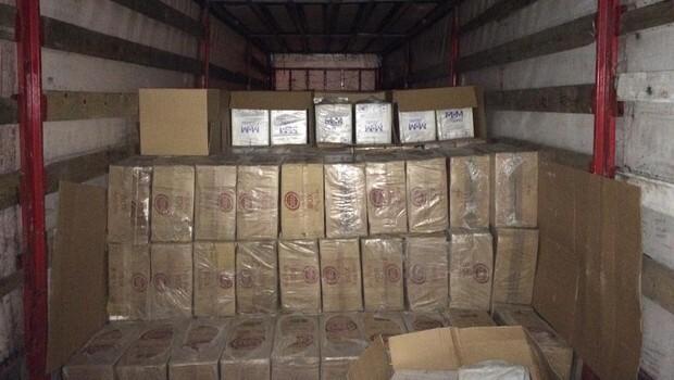 Geçen yıl 143 milyon 239 bin paket kaçak sigara ele geçirildi