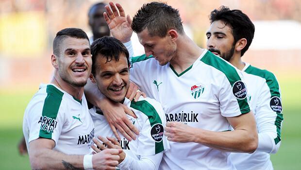 Eskişehirspor 0-1 Bursaspor