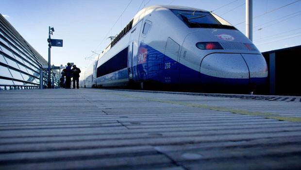 Alstom Eurasıa Rail Fuarı'nda