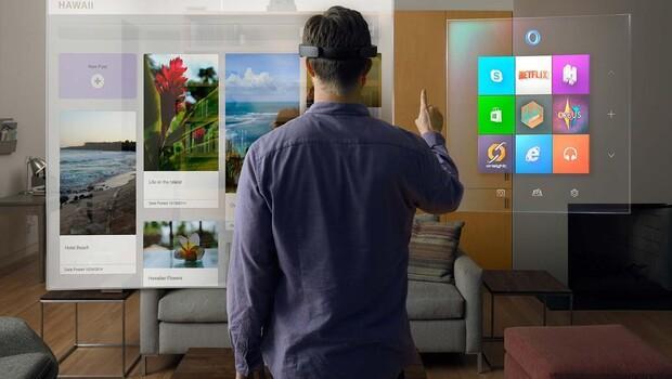 HoloLensin geliştirici sürümü el yakıyor
