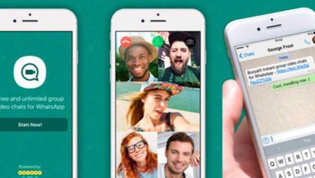 Whatsapp'ta görüntülü görüşme yaptıran uygulama: Booyah