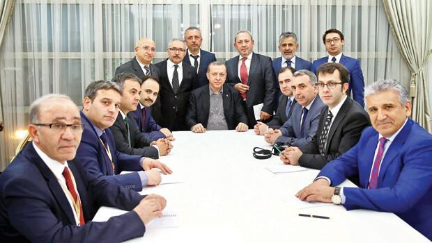 Cumhurbaşkanı Erdoğan AYM'nin Can Dündar kararını yorumladı: Ben değil onlar ihlal etti