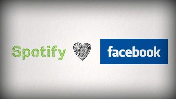 Facebook Messenger'a Spotify eklentisi geldi