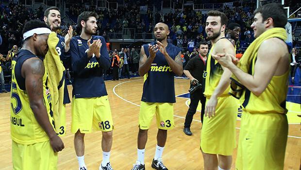 Fenerbahçe: 72 - Kızılyıldız: 65