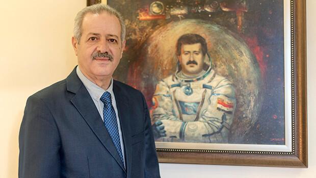 Mülteci astronot Muhammed Faris: 'Keşke bütün kötüleri uzaya gönderseler'