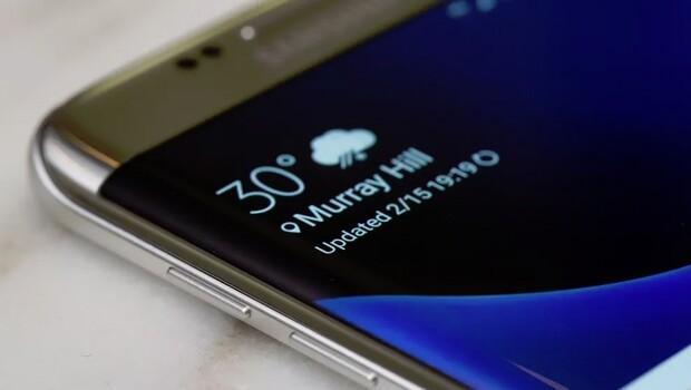 Samsung telefonlarda hata şoku