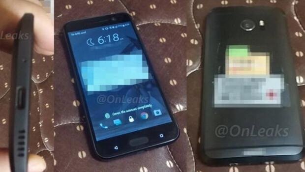 İşte karşınızda HTC One M10