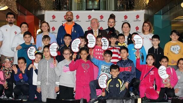 Türk Böbrek Vakfı'ndan çocuklara yönelik eğitim