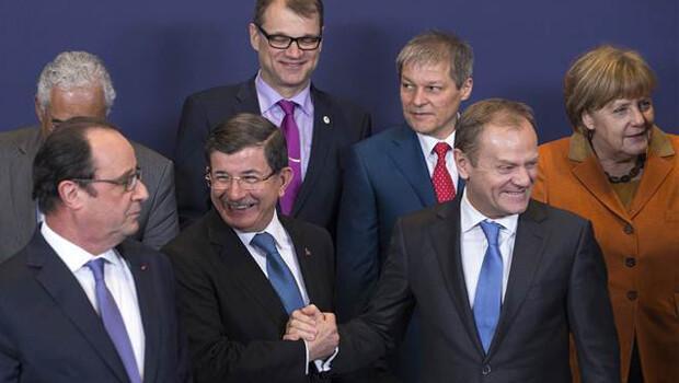 AB liderleri ve Türkiye haftaya yeniden bir araya gelecek