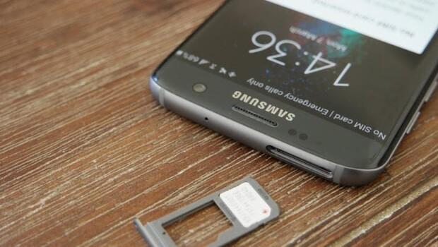 Galaxy S7'de yeni SIM kart yeteneği