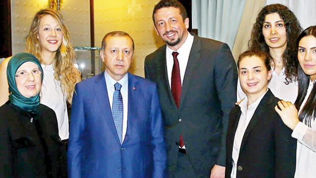 Cumhurbaşkanına en uzun danışman Hidayet Türkoğlu