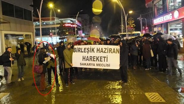 Cumhurbaşkanı'na hakaret şüphelisine mahkemeden caddeye giriş yasağı