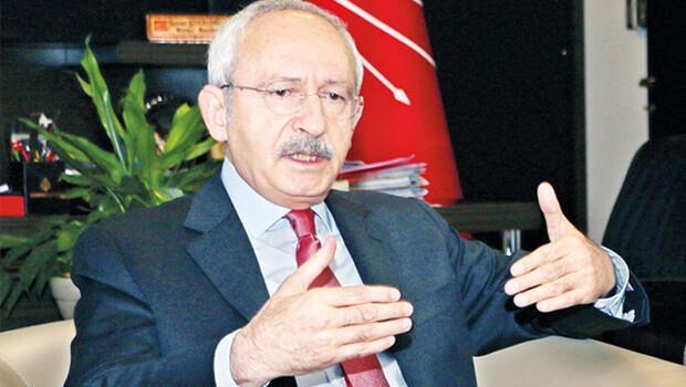 Kemal Kılıçdaroğlu: Türkiye'yi tampon il yaptılar