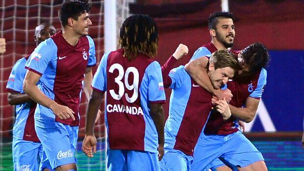 Trabzonspor 1-0 Mersin İdmanyurdu