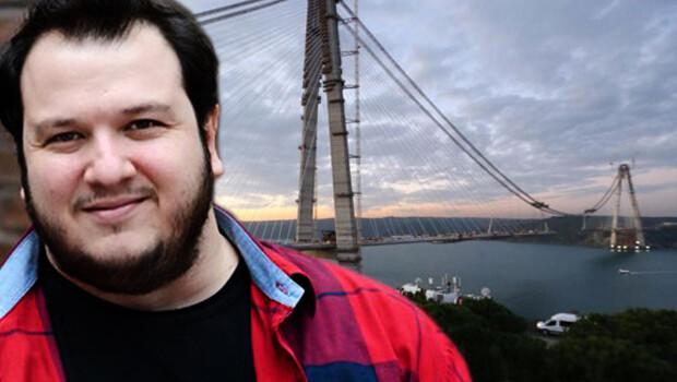 Şahan Gökbakar'dan 'üçüncü köprü' yorumu: Güzel oldu güzel!