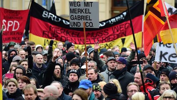 Almanya Türk toplumu aşırı sağcılara karşı sesini yükseltti