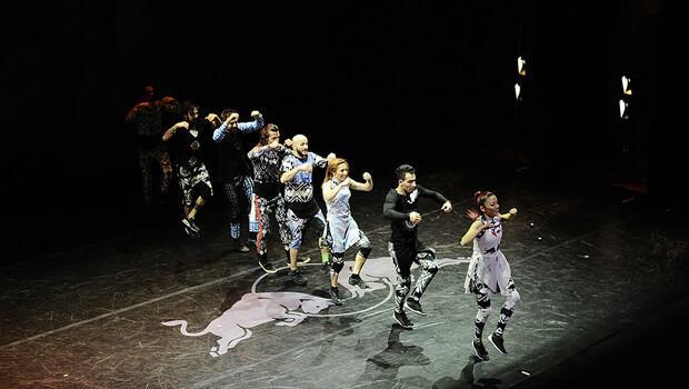 Breakdans ve Anadolu dansları buluşuyor