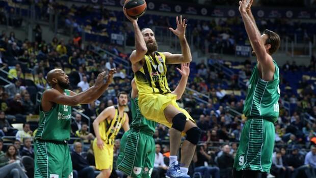 Fenerbahçe 77-69 Darüşşafaka Doğuş