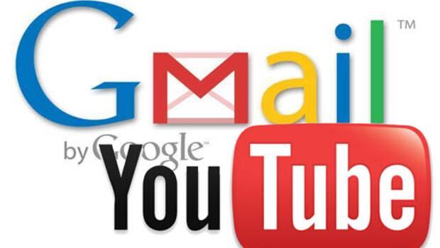 Google, Gmail ve YouTube çöktü