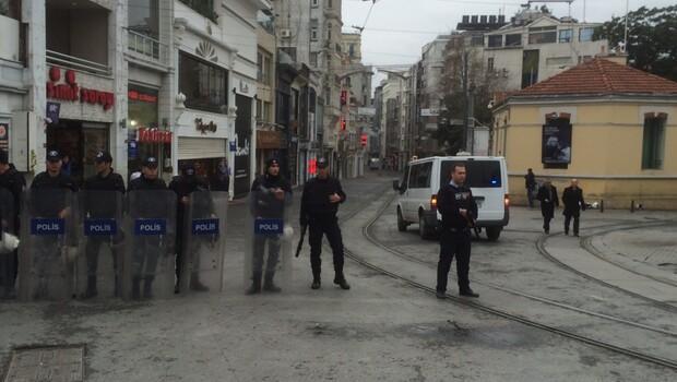 SON DAKİKA: İstiklal Caddesi'nde patlama meydana geldi