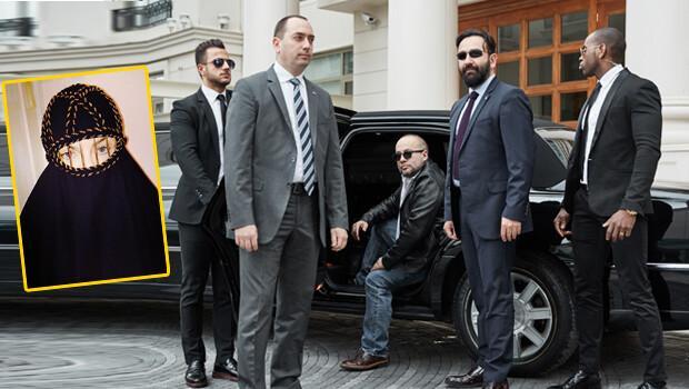 Dünyaca ünlü isimlere güvenlik hizmeti veren Ahmet İşcen ve Uğur Kısa maceralarını İzzet Çapa'ya anlattı