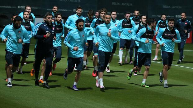 A Milli Futbol Takımı'nda Fatih Terim devrimi!