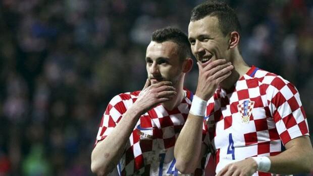 Hırvatistan 2-0 İsrail