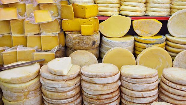 Türkiye'nin en iyi 10 peyniri