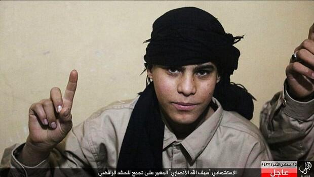 Irak'taki stadyum saldırısını yapan canlı bombanın kimliği şoke etti!
