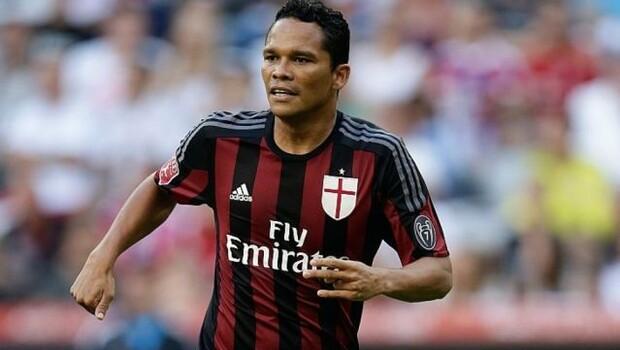 Milanlı Carlos Bacca'ya hırsız şoku!
