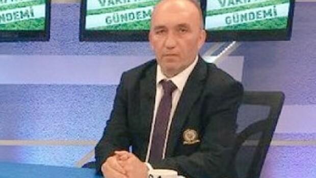 Bursaspor TV spikeri maç anlatırken hayatını kaybetti