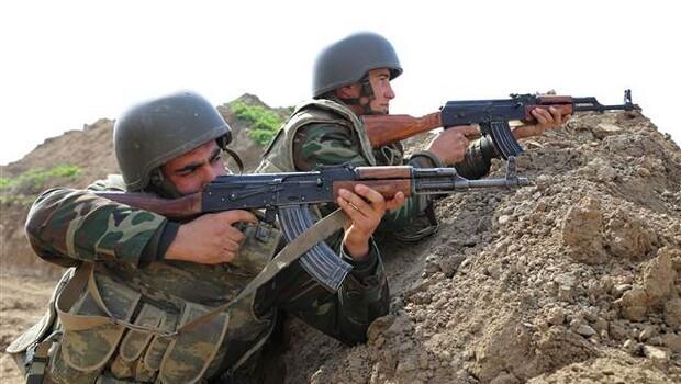 Azerbaycan: Ermenistan ordusu askeri ambulansa ateş açtı