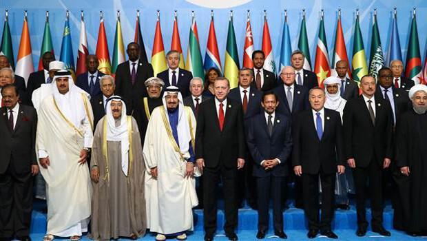 İslam İşbirliği Teşkilatı İstanbul'da Toplandı