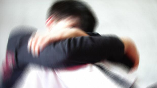 Taciz ettiği çocuk tepki gösterince yakalandı!