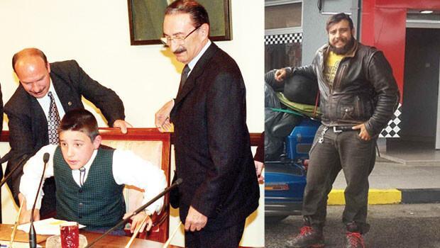 O 'başbakan' büyüdü, fenomen oldu