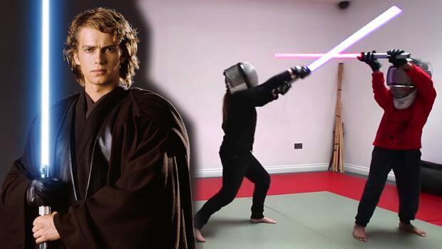 Genç Jedi'lar sevinçli!