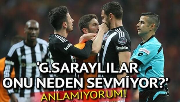 'G. Sarayli do not like him?'
