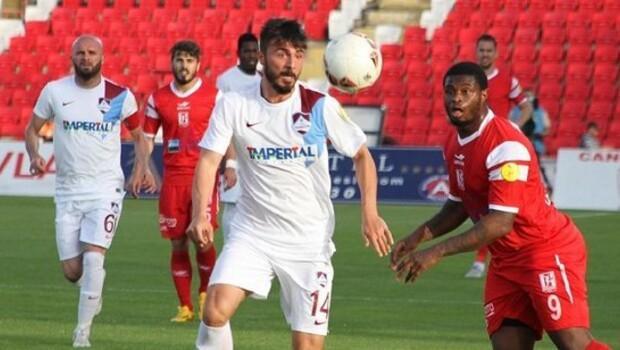 Balıkesirspor 2-1 1461 Trabzon