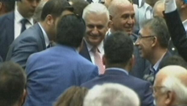 Son dakika haberi: AK Parti'nin yeni başbakan adayı Binali Yıldırım oldu