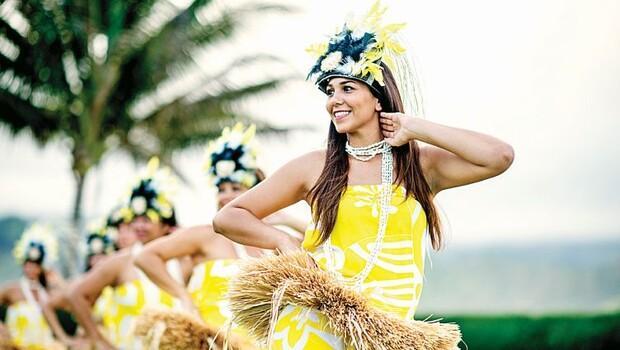 36 saatte Oahu / Hawaii adaları