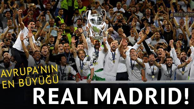Real Madrid 1-1 Atletico Madrid / Şampiyon Real Madrid