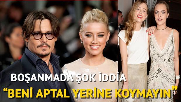 Johnny Depp'in biten evliliğinin ardından ilginç iddia