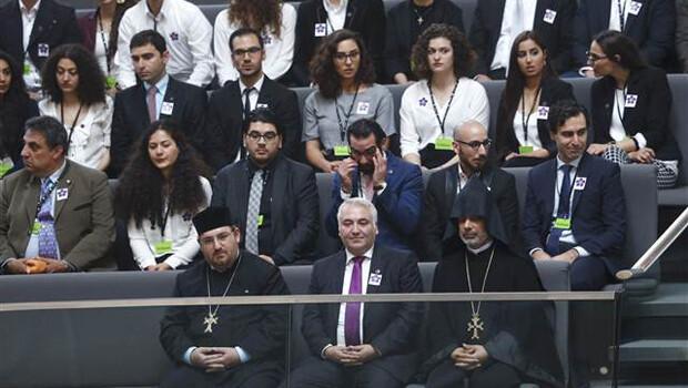 Alman parlamentosu 'soykırım' dedi