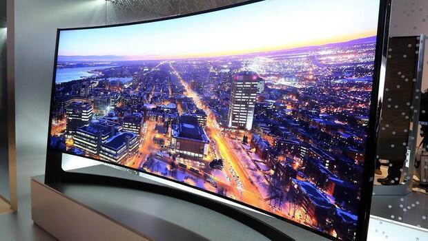 Samsung UHD TV pazarında bir numara oldu