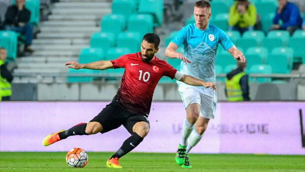 Türkiye – Slovenya  1- 0