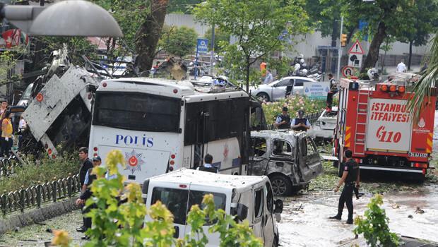 Son dakika haberi: İstanbul'daki patlamada çok önemli iki detay