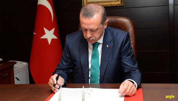 Cumhurbaşkanı Erdoğan dokunulmazlık kanununu onayladı