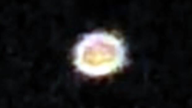 Bodrum'da sahur vakti UFO heyecanı