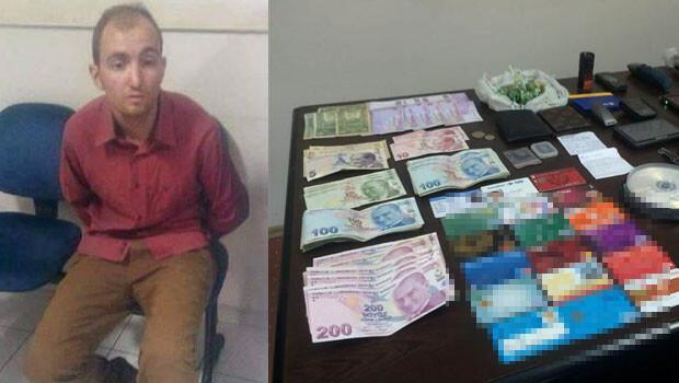 Son dakika haberi: Atalay Filiz İzmir'de yakalandı! İşte çantasından çıkanlar
